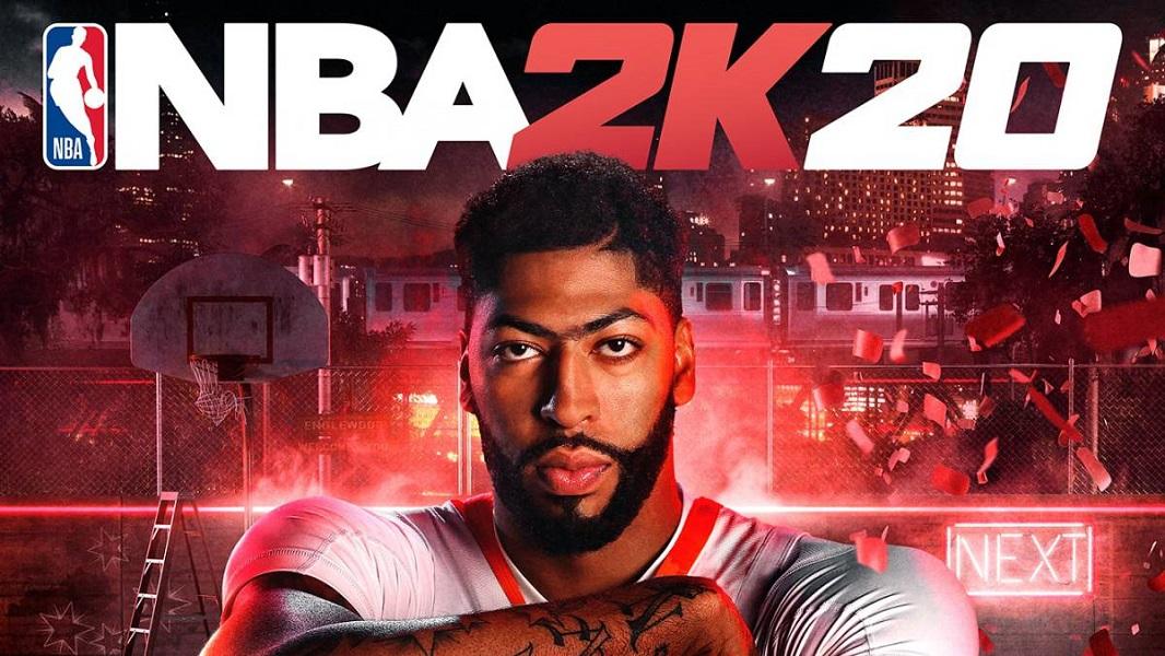 2K Games presenta el primer tráiler de NBA 2K20 titulado