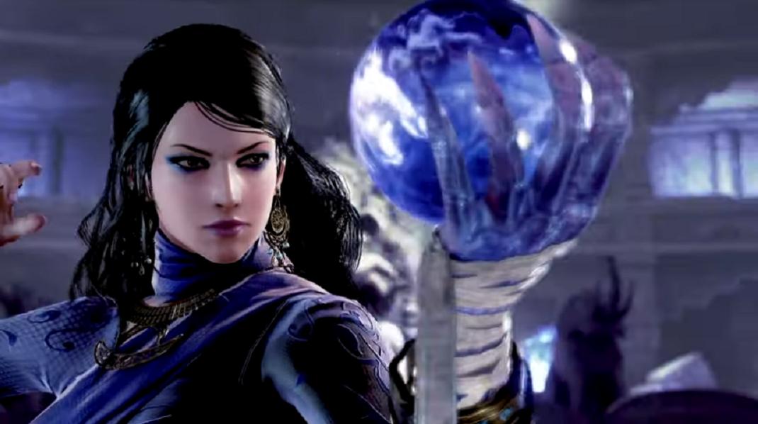 Tekken 7 da la bienvenida a Zafina junto a un nuevo personaje, Leroy Smith