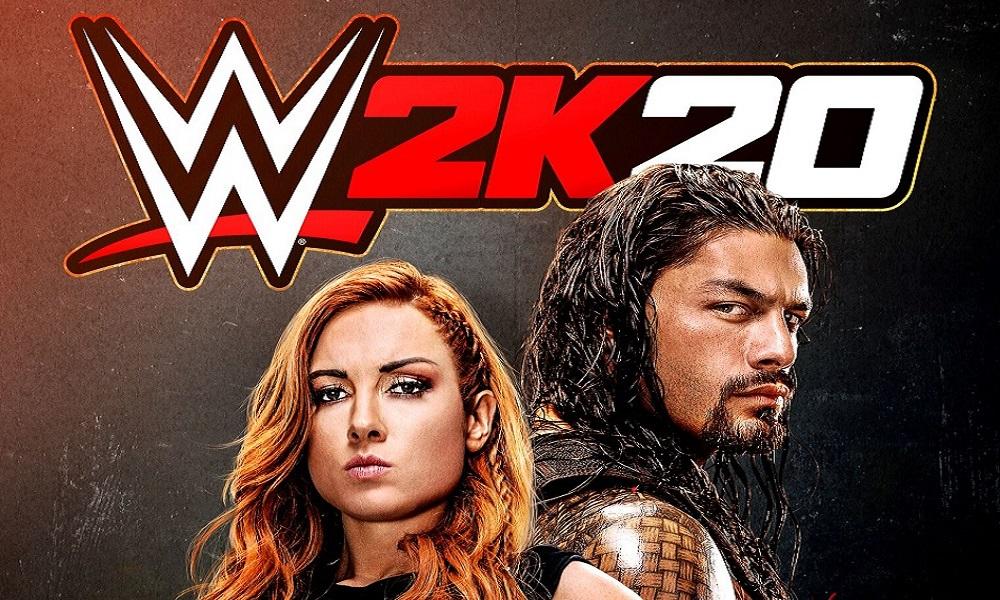 2K Games presenta a los protagonistas de la portada de WWE 2K20 con un tráiler