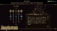 Blasphemous nos ofrece información sobre su árbol de habilidades
