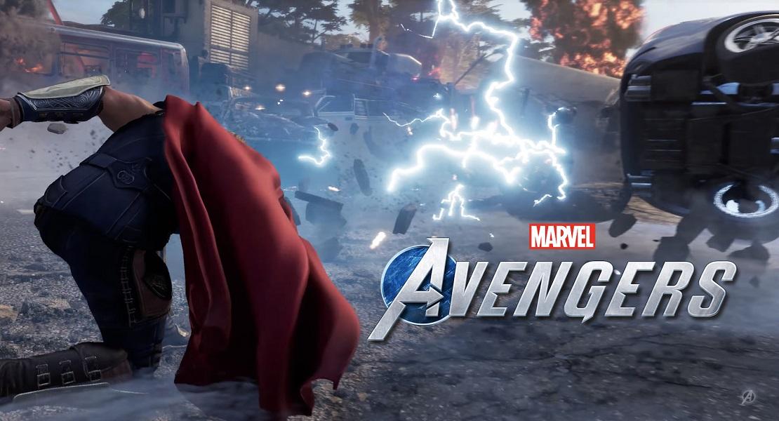 Square Enix profundiza en el sistema de progresión de Marvel's Avengers