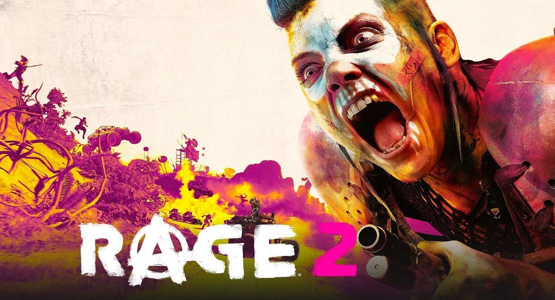 RAGE 2: El resurgir de los fantasmas llegará el 26 de septiembre