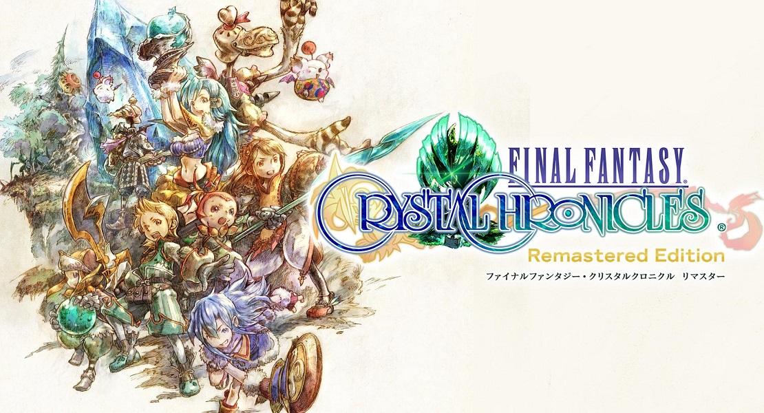 Final Fantasy Crystal Chronicles Remastered llegará el próximo 23 de enero
