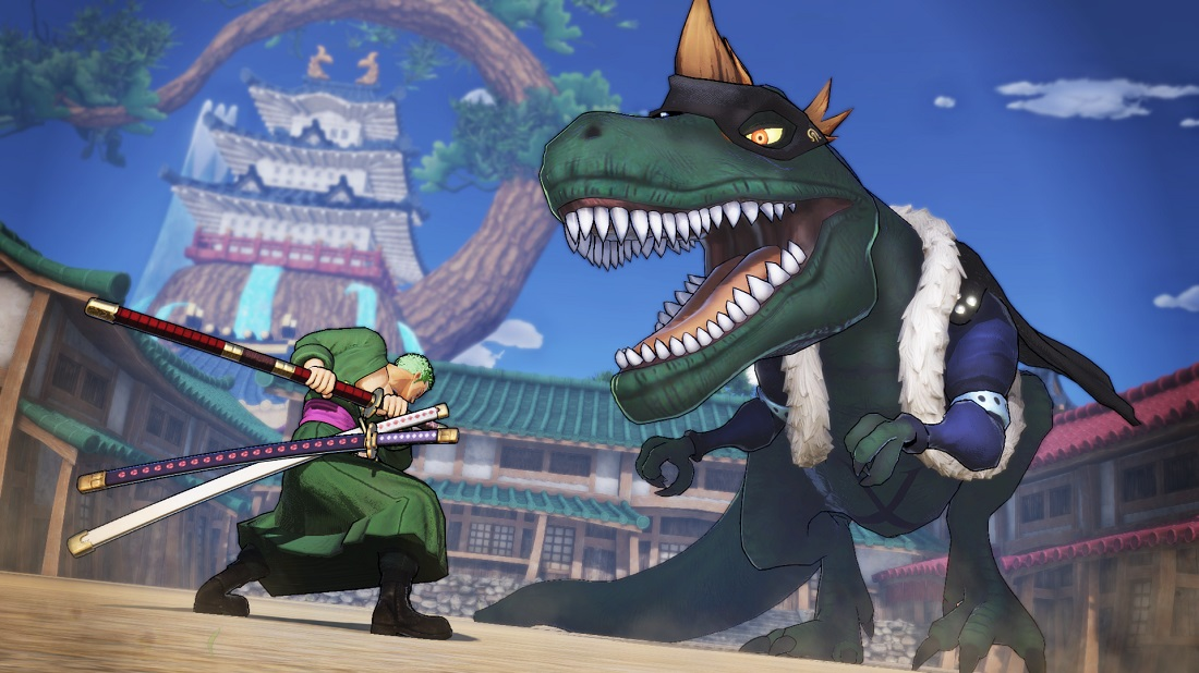 En One Piece: Pirate Warrior 4 exploraremos Wano y la historia será diferente que en el manga