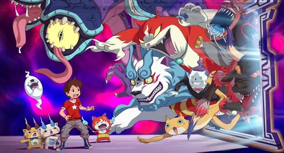Yo-Kai Watch 4 llegará también a PlayStation 4