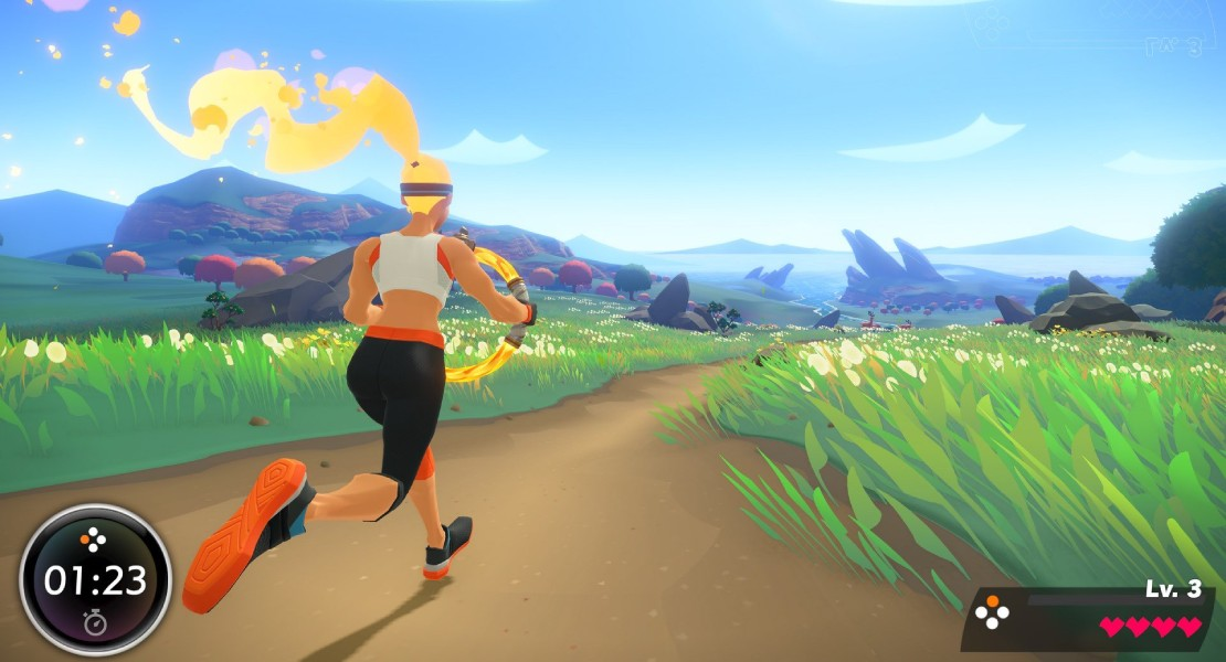 Nintendo presenta Ring Fit Adventure, su nuevo experimento jugable