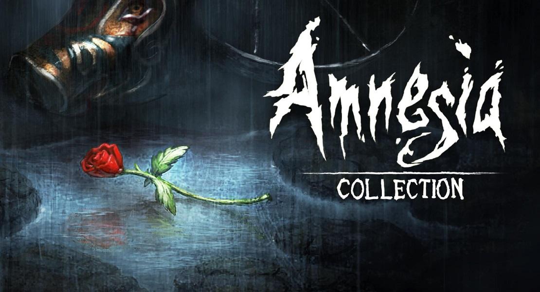 Amnesia: Collection ya está disponible para Nintendo Switch