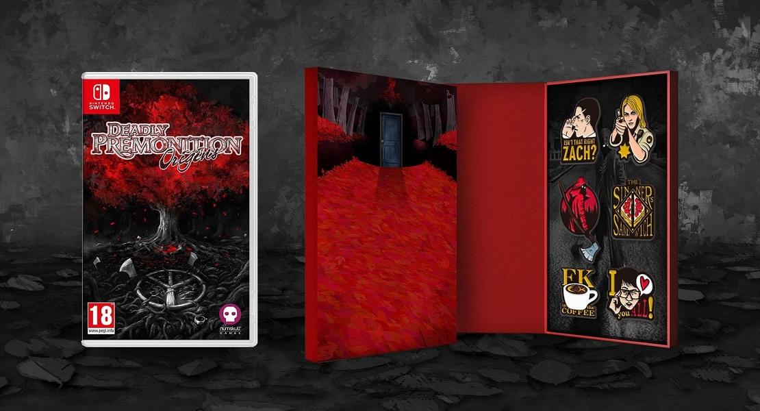 Deadly Premonition Origins llegará el 22 de noviembre en formato físico para Nintendo Switch