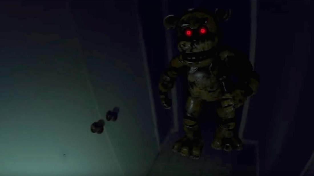 Anunciado Five Nights at Freddy's: Special Delivery como experiencia inmersiva
