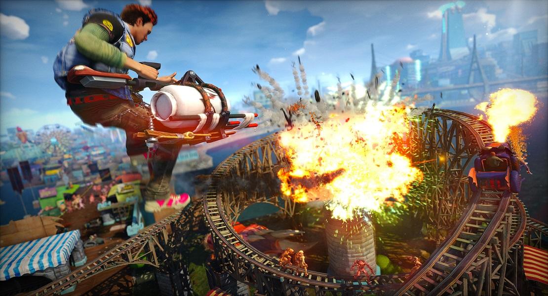 Sony confirma que cuenta con los derechos de Sunset Overdrive