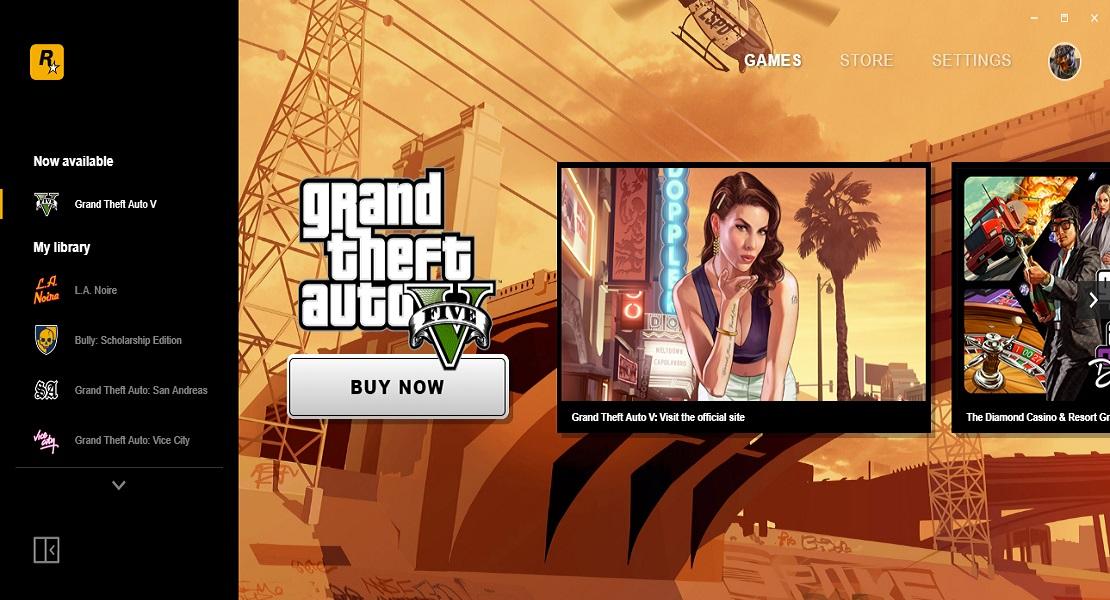 Rockstar regala GTA San Andreas para PC con el estreno de su launcher