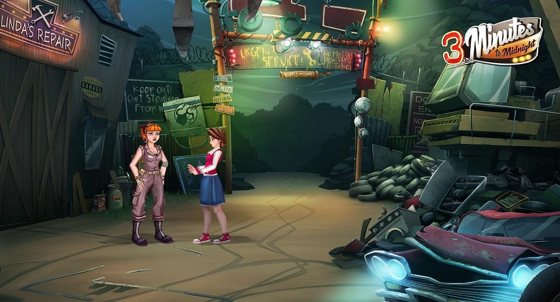 3 Minutes to Midnight, un homenaje a los títulos de LucasArts, anuncia su Kickstarter