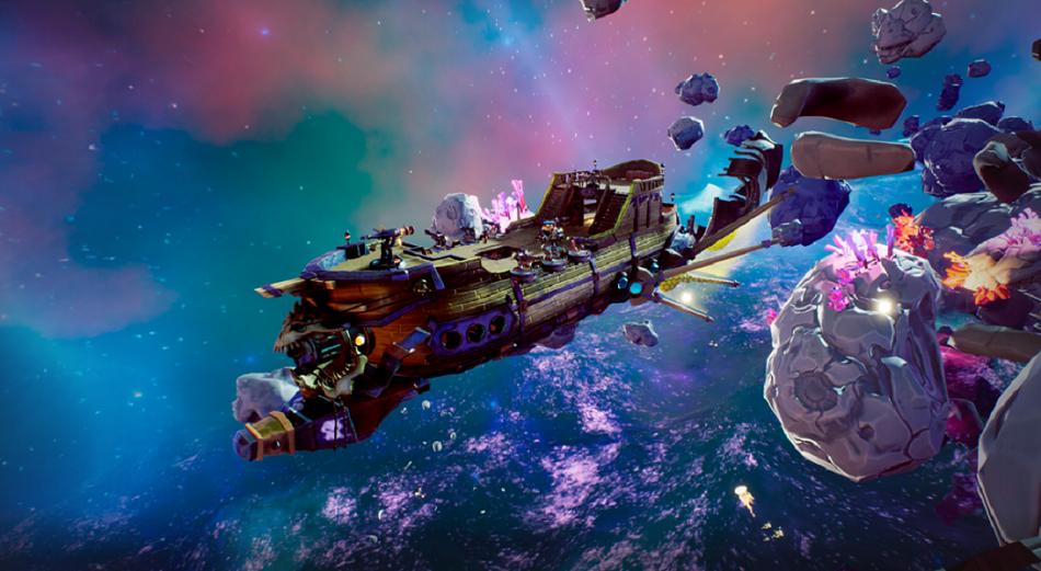 Lost Criteria Studios detalla su proyecto Blackstorm con un nuevo tráiler en la Madrid Games Week
