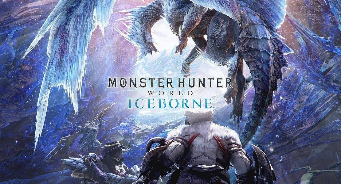 Ya disponible la primera actualización gratuita de Monster Hunter World: Iceborne