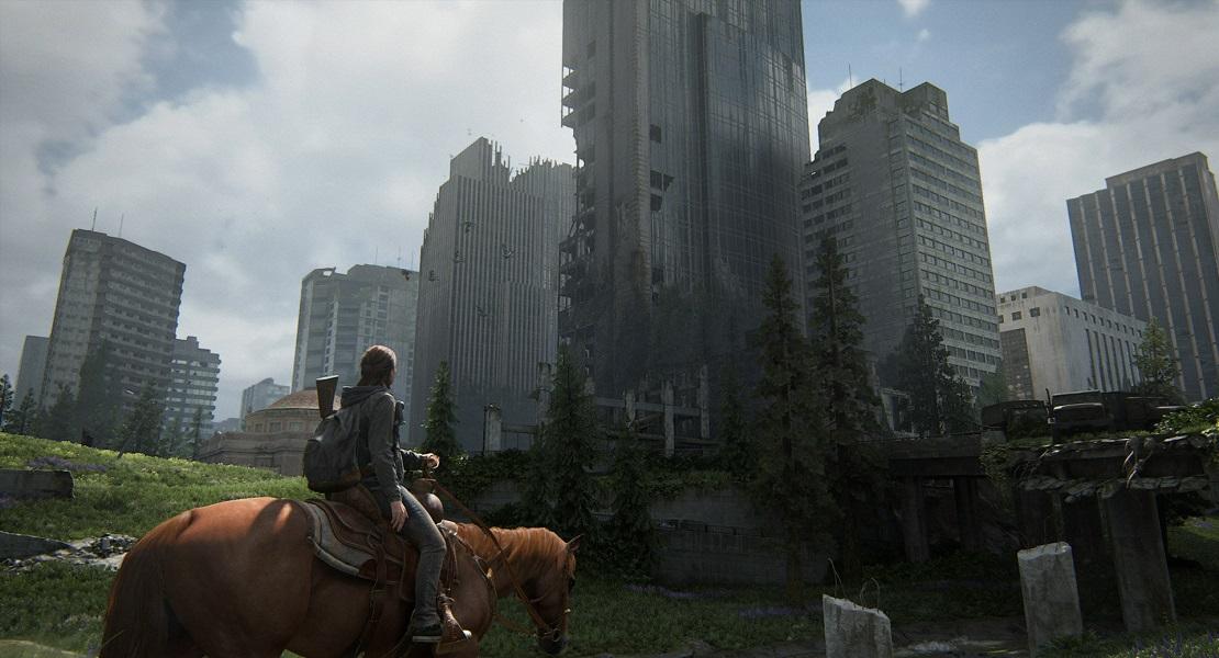 The Last of Us: Parte II contará con grandes escenarios para explorar