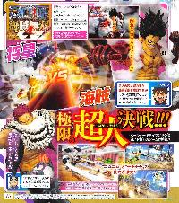 Katakuri será un personaje jugable en One Piece: Pirate Warriors 4