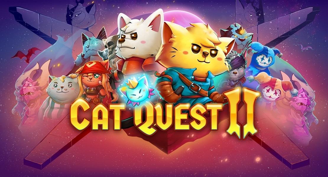 Cat Quest II llegará a consolas durante este mismo mes