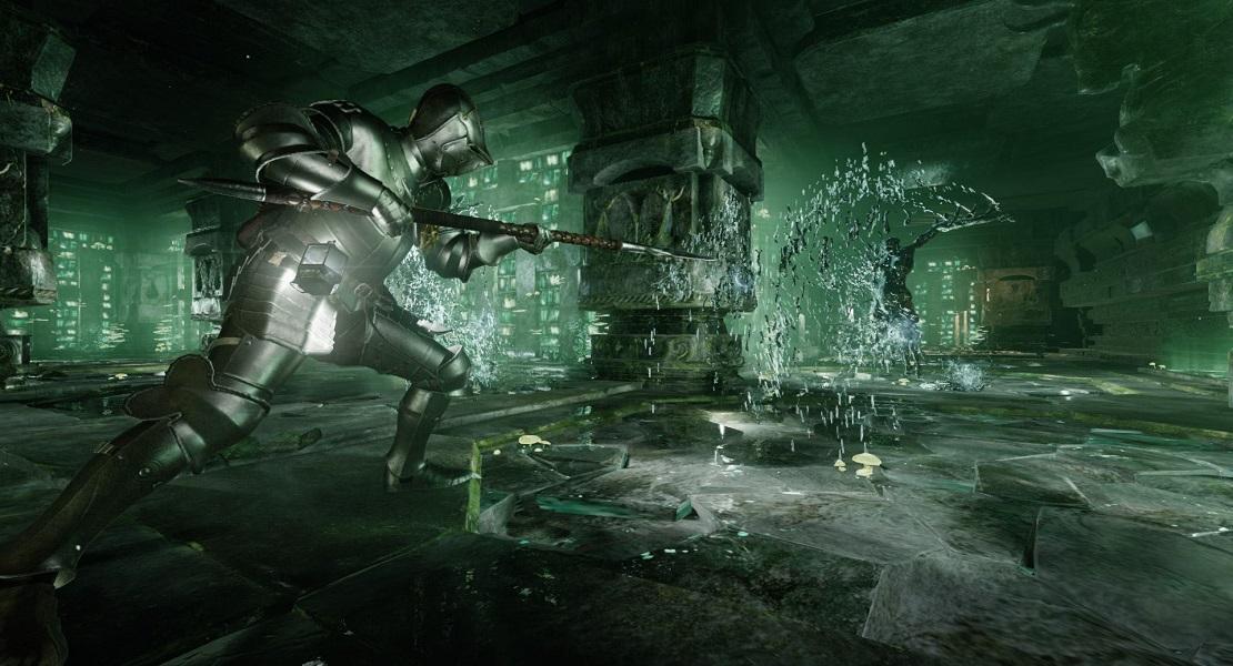En Capcom no se olvidan de Deep Down, juego anunciado en 2013