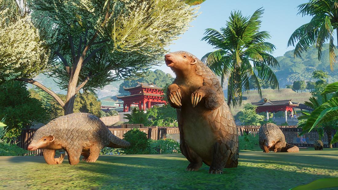 Planet Zoo, el nuevo simulador de Frontier, ya está disponible para PC