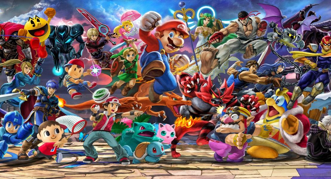 Super Smash Bros. Ultimate incluirá nuevos espíritus basados en Resident Evil