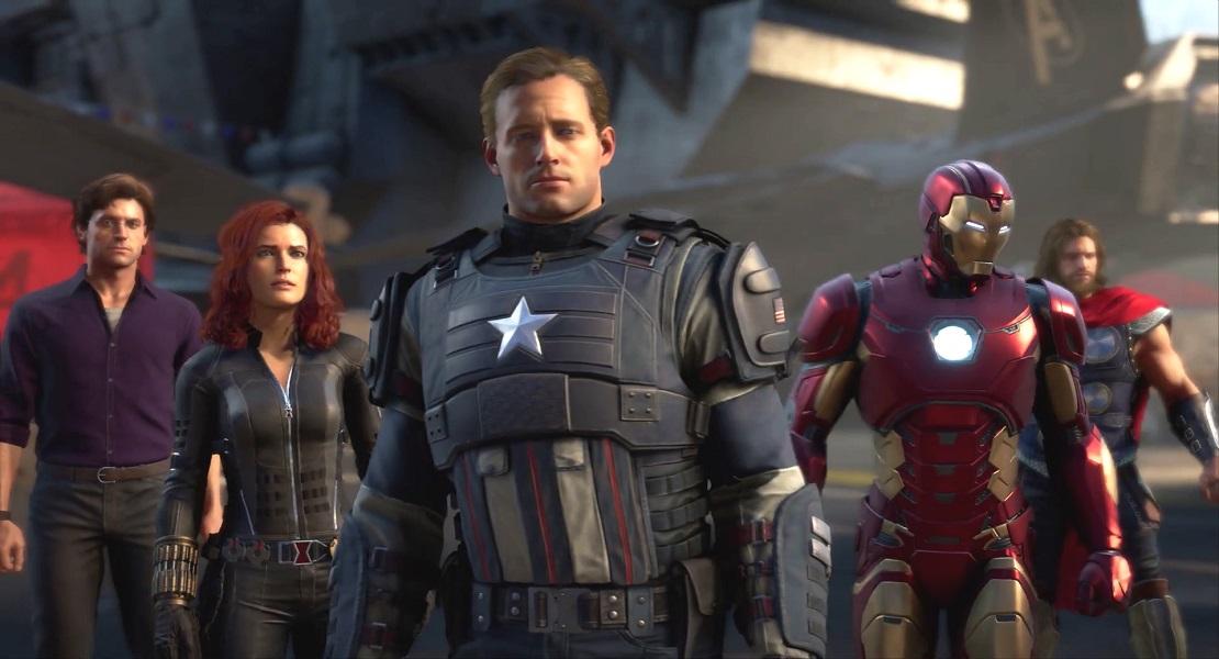 Marvel's Avengers se retrasa hasta el 4 de septiembre