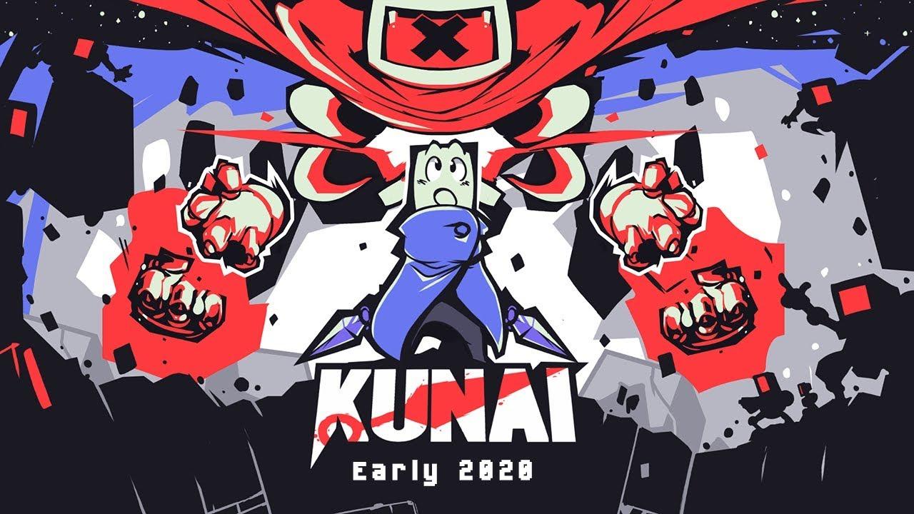 Kunai, el robot holandés ninja, tiene fecha de estreno y tráiler contra un jefe