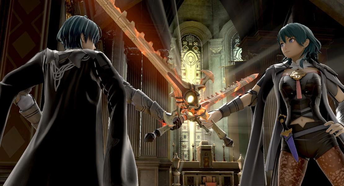 Byleth se unirá a Super Smash Bros. Ultimate el 29 de enero