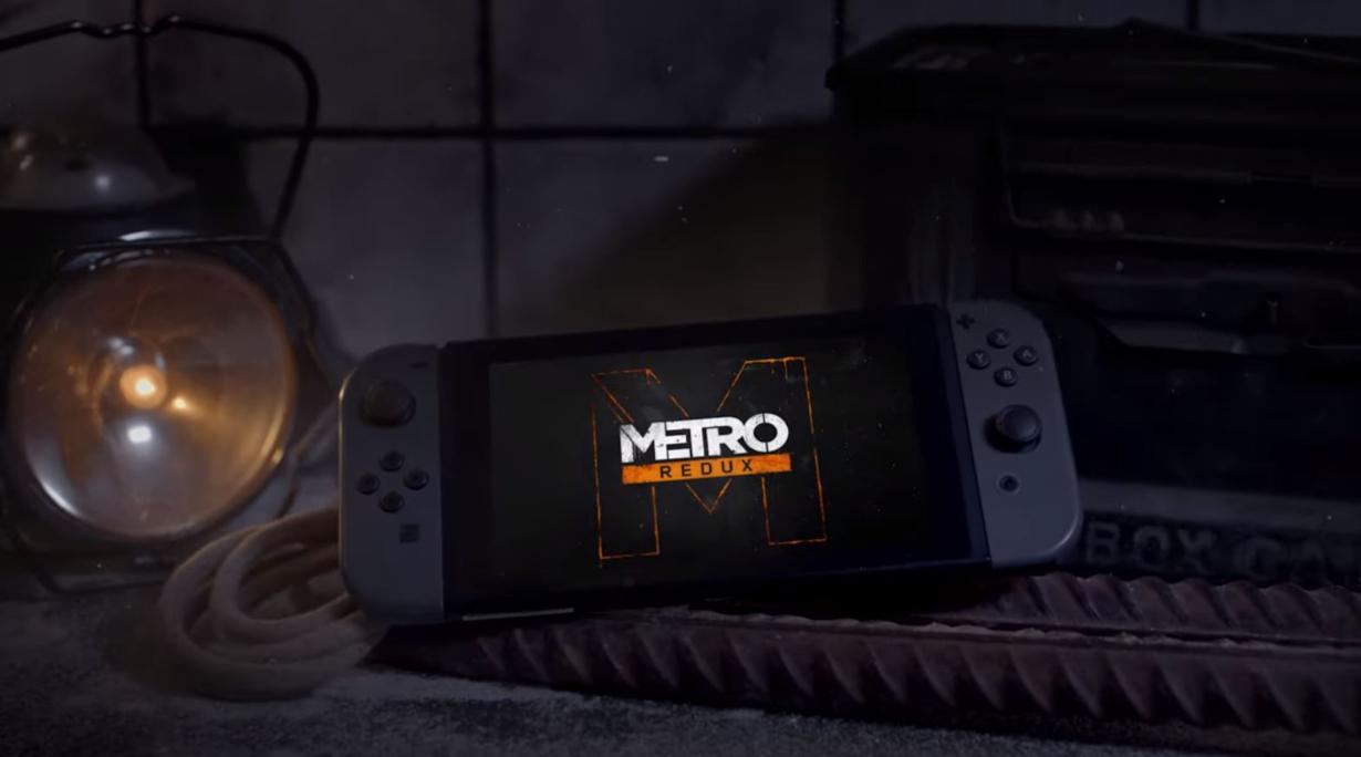 Metro Redux ya tiene fecha para Switch con todos sus contenidos extras