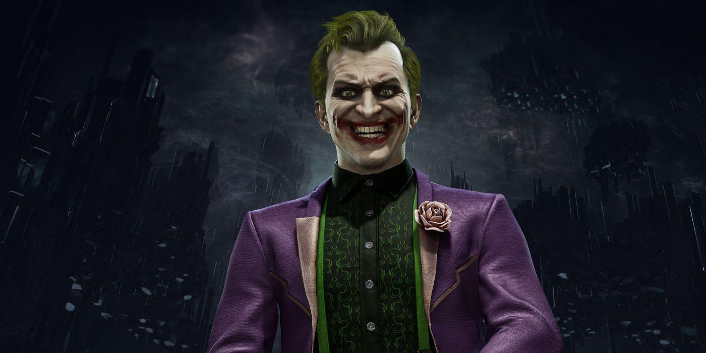 El Joker se ríe de sus oponentes en el nuevo tráiler de Mortal Kombat 11