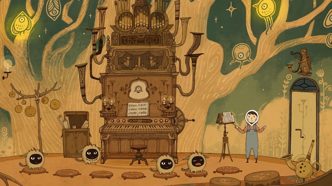 Luna: Shadow Dust ya está a la venta para traernos magia artesanal y fantasías animadas