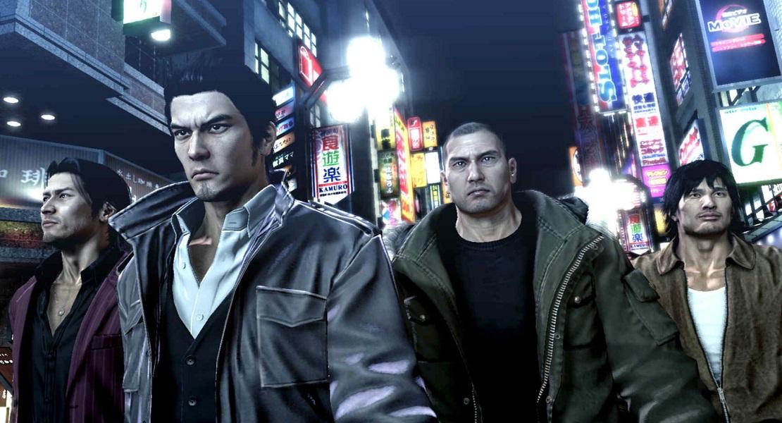 The Yakuza Remastered Collection ya se encuentra a la venta para PlayStation 4