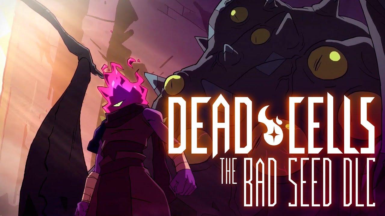 La expansión Bad Seed de Dead Cells ya está disponible junto a un cortometraje animado