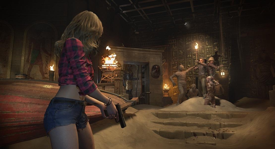 Resident Evil Resistance presenta nuevos modos y villanos
