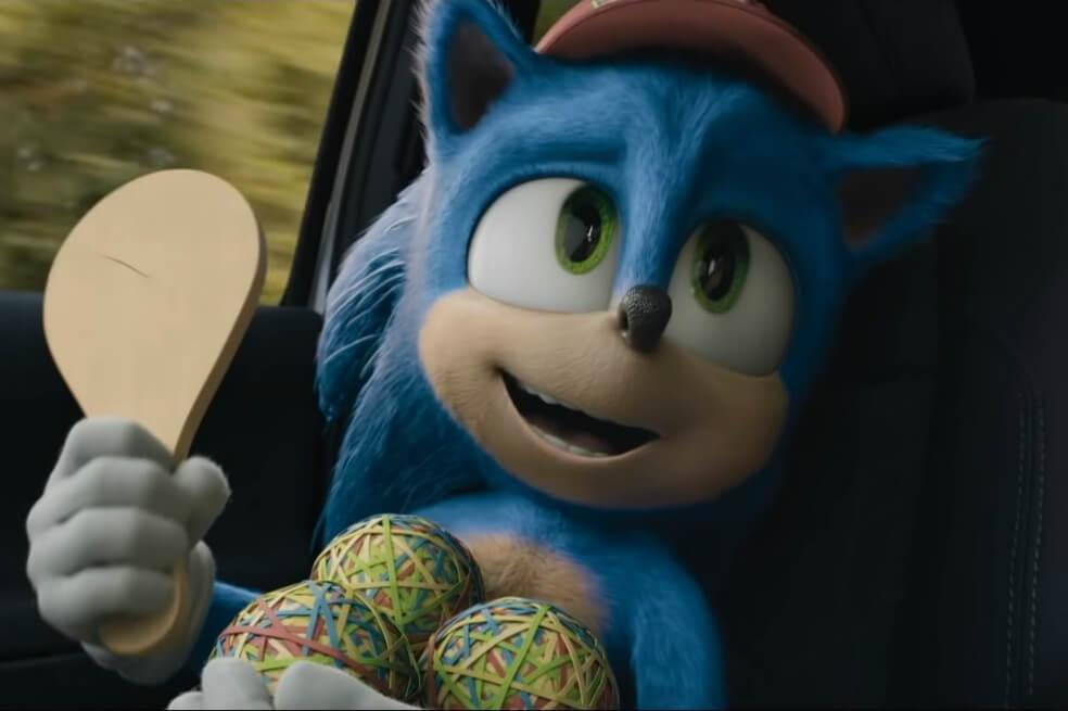 La película de Sonic el erizo ya se ha estrenado en el día más romántico del año