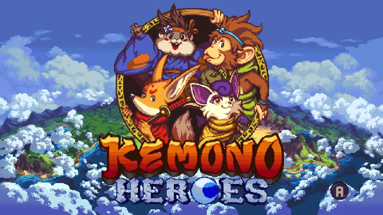 Kemono Heroes, un indie español sobre peludos valientes, se estrena en Japón
