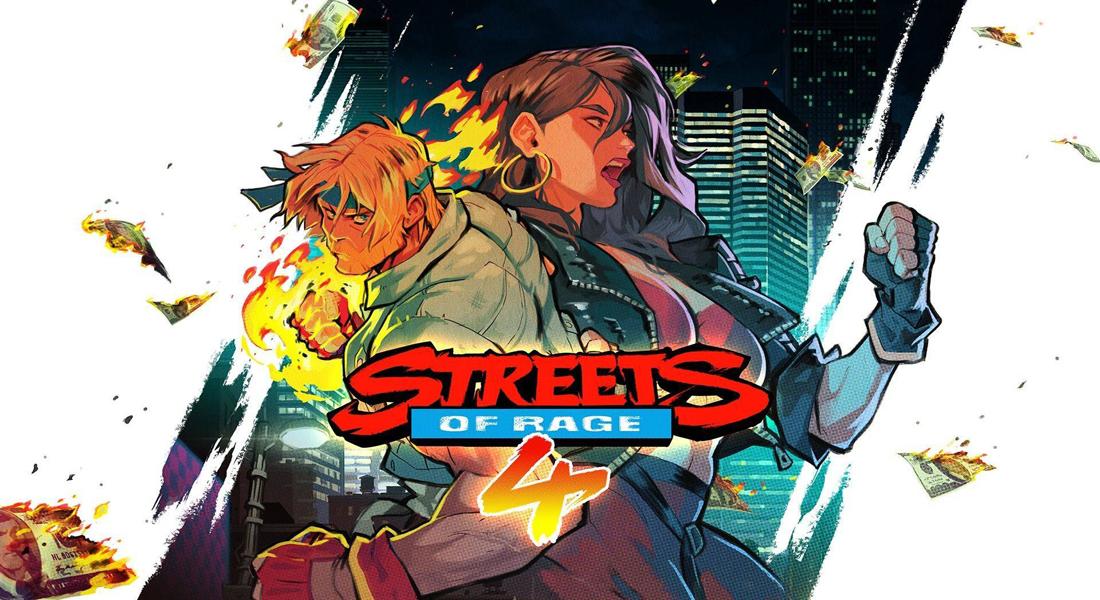 Streets of Rage 4 confirma versiones físicas para PlayStation 4 y Nintendo Switch