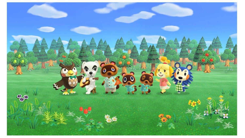 Animal Crossing: New Horizons y sus peludos habitantes ya están en Switch