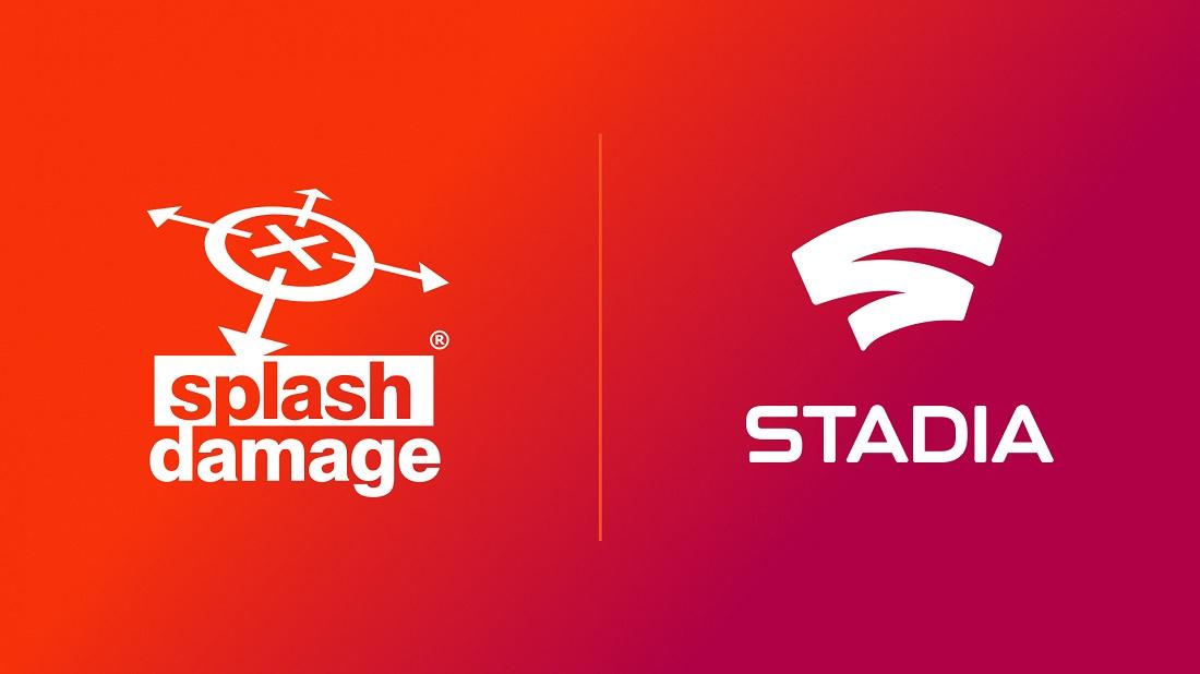 Splash Damage prepara un juego exclusivo para Stadia