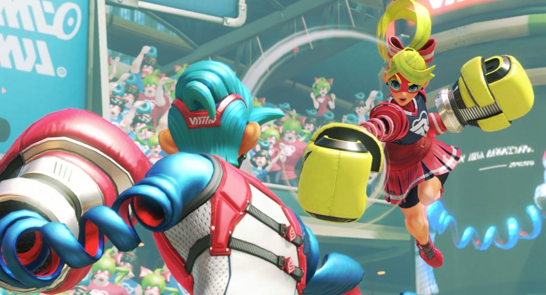 El próximo luchador de Super Smash Bros. Ultimate procederá de ARMS