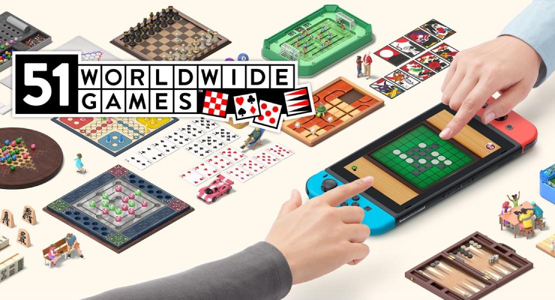 Nintendo anuncia 51 Worldwide Games para Switch