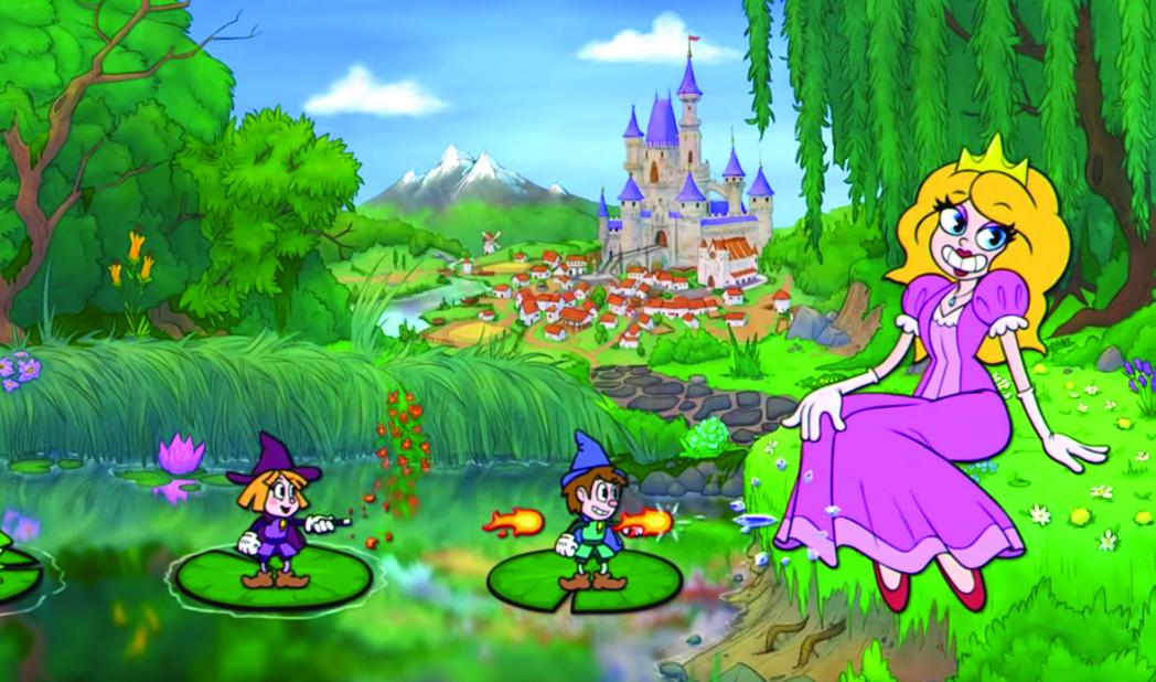 El indie español Enchanted Portals llega a Kickstarter para ofrecer fantasías animadas de ayer y hoy
