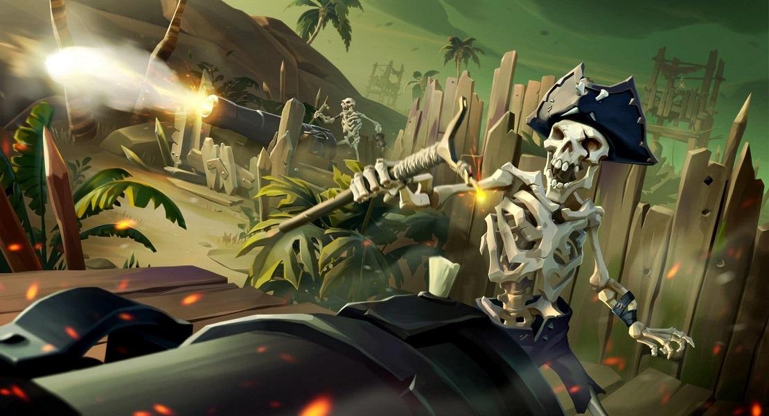 Sea of Thieves prepara su abordaje en Steam el 3 de junio