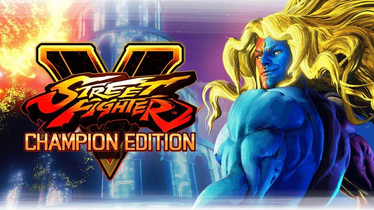 Capcom anuncia la quinta temporada de Street Fighters V: Champion Edition con cinco personajes