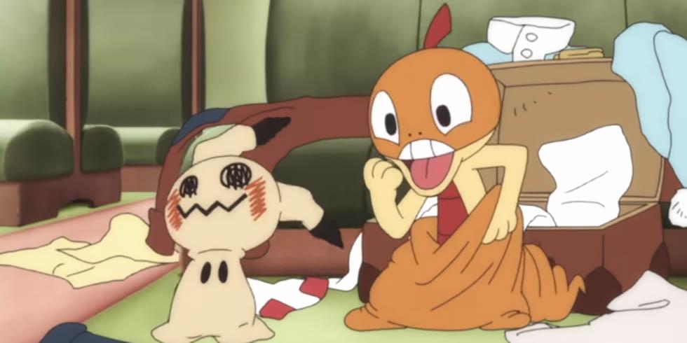 Se estrena Pokétoon, serie animada de Pokémon de estética Cartoon