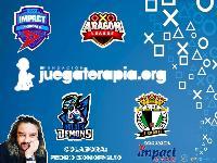 Esta noche rodará el balón en el I Torneo benéfico a favor de la asociación Juegaterapia