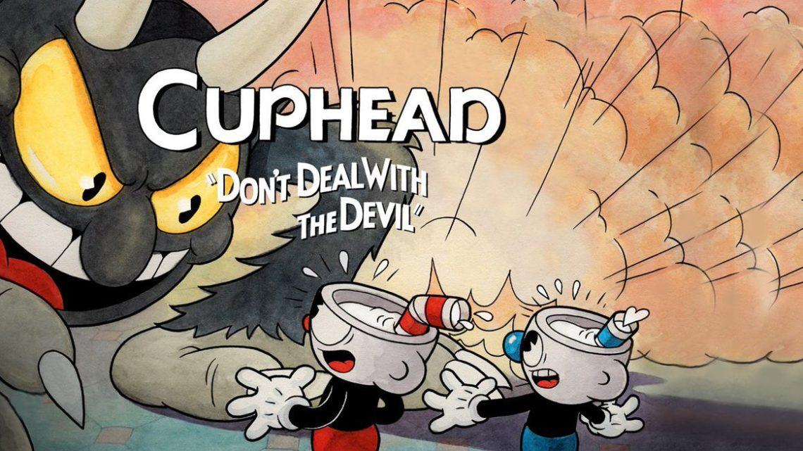 Netflix muestra un adelanto, bocetos y actores de la serie animada de Cuphead