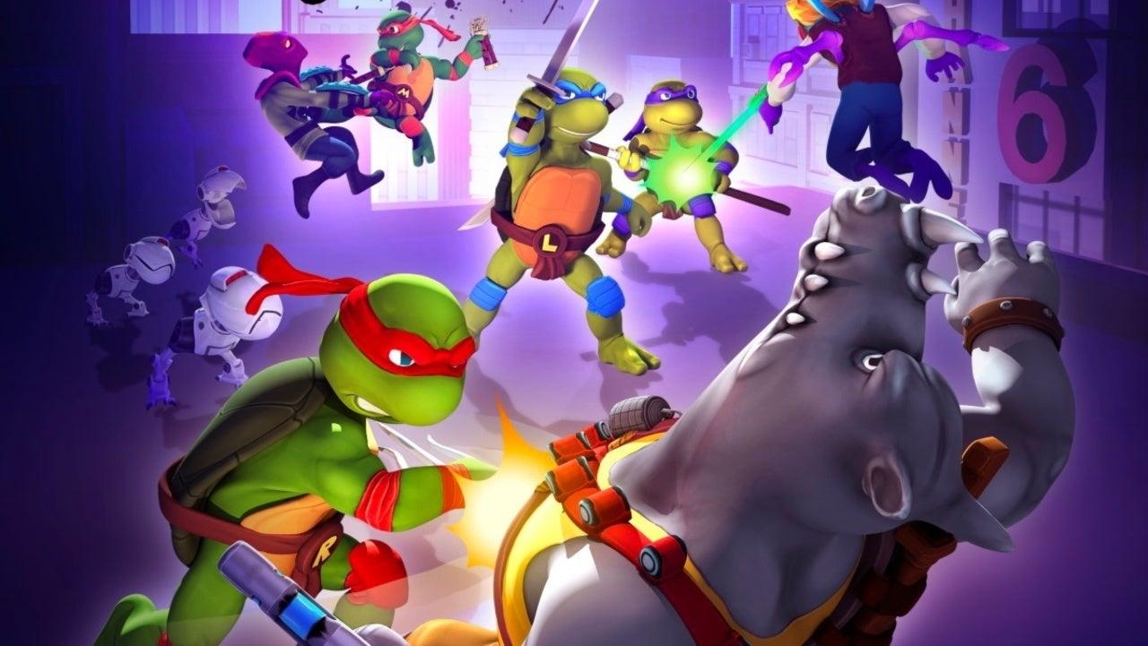 Anunciado TMNT: Mutant Madness, juego que reunirá personajes con estética retro