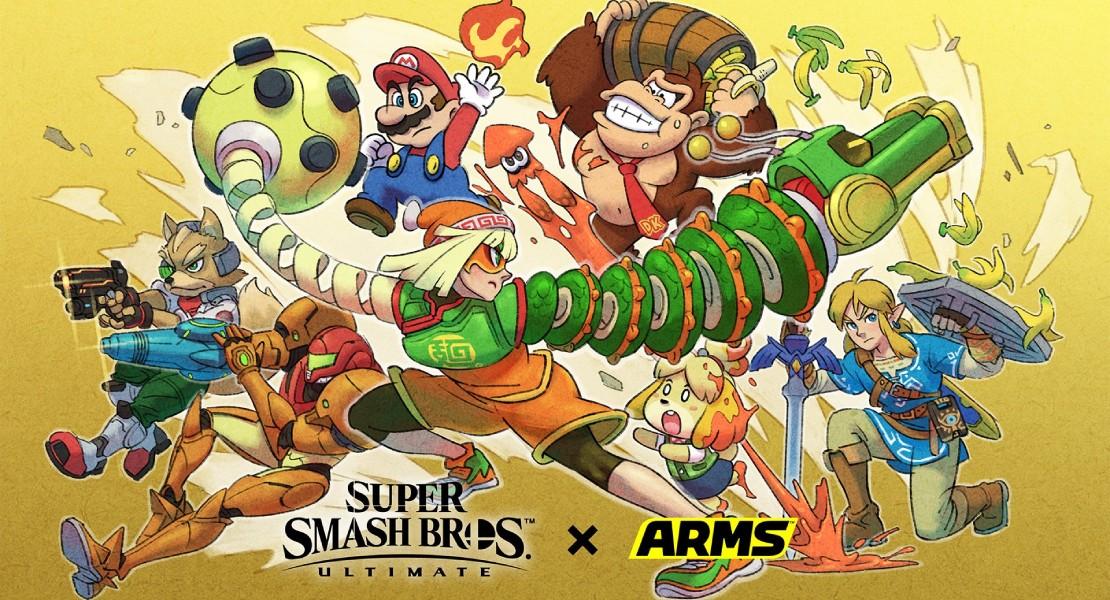 Disponible la actualización 8.0.0 de Super Smash Bros. Ultimate