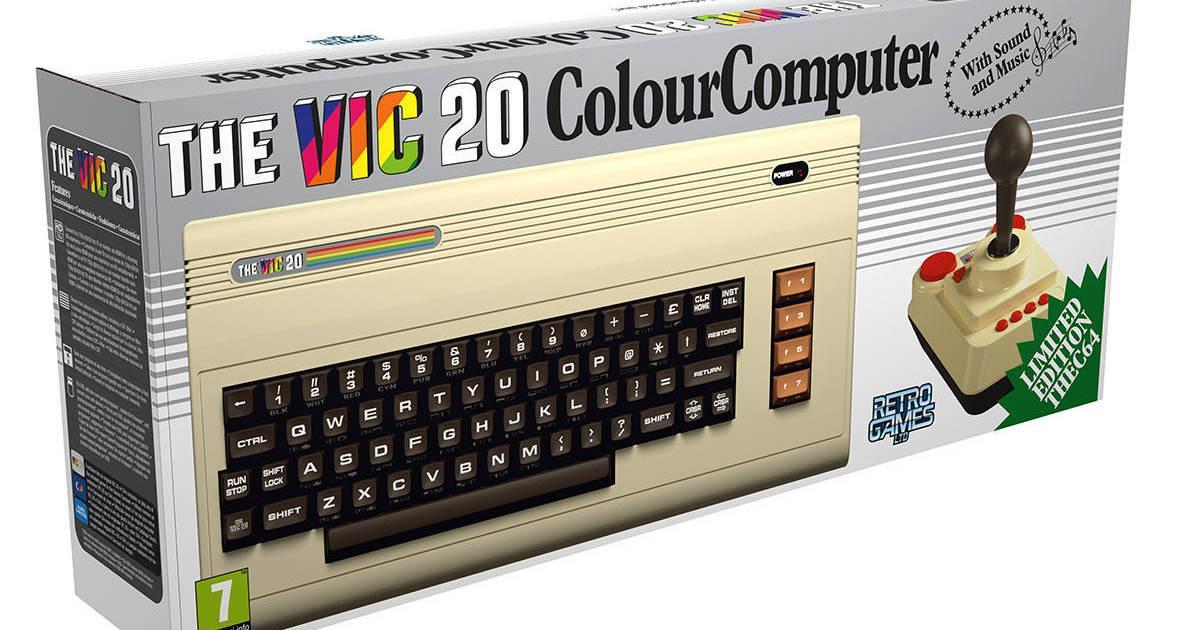 THEVIC20 regresará a nuestra casa cuarenta años después