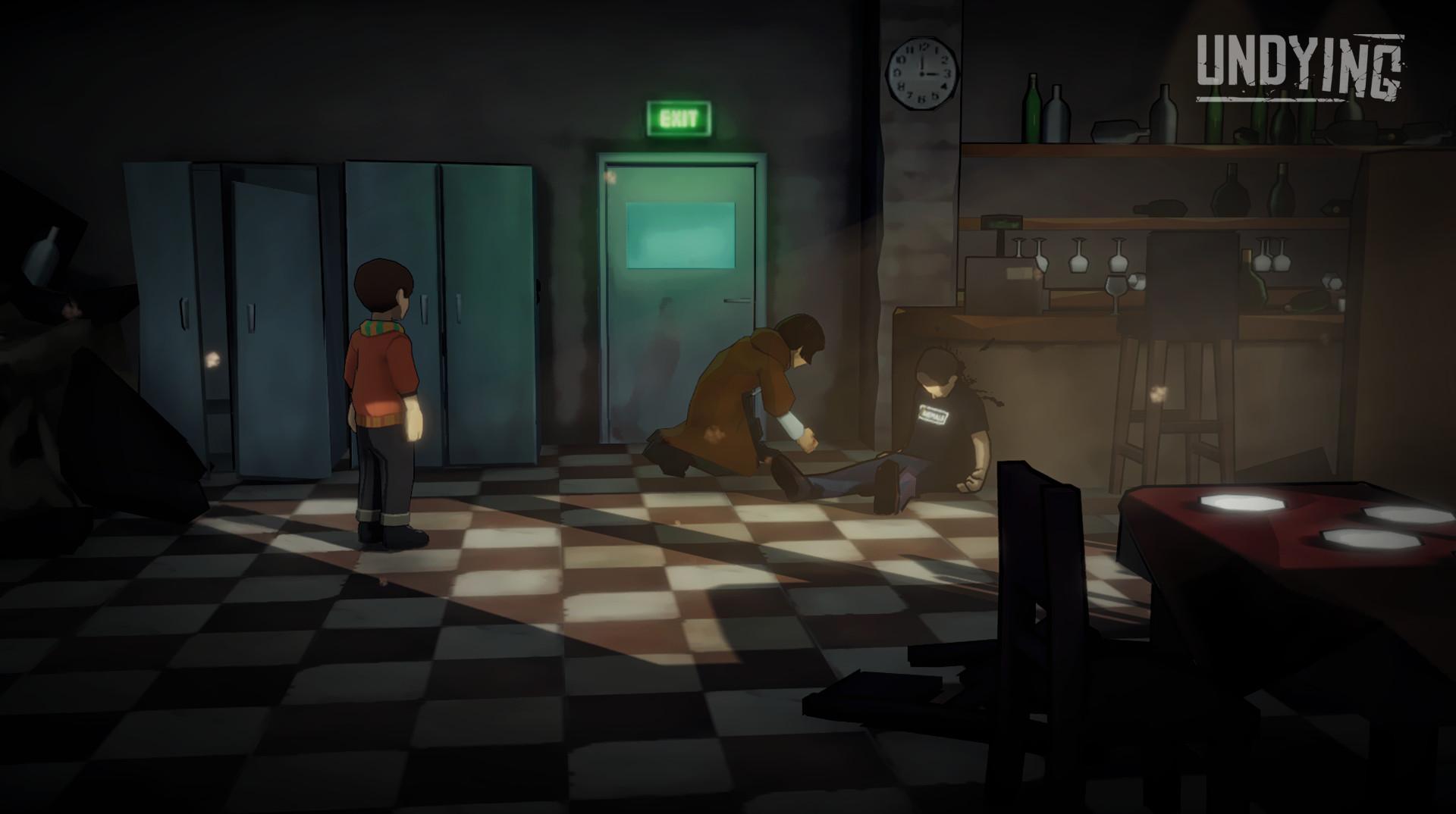 Undying será una deprimente historia materno-filial sobre el apocalipsis zombi